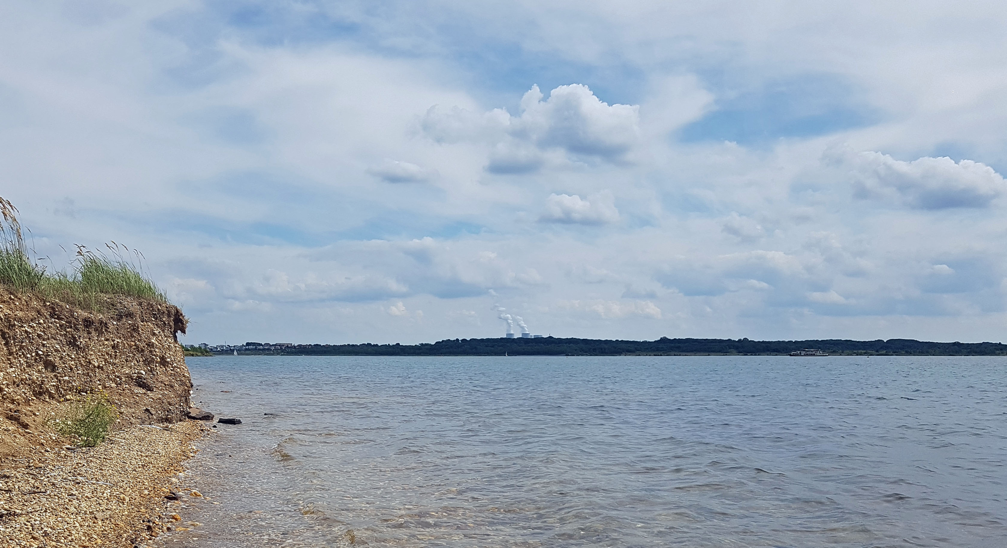 Zwenkauer See im August 2017