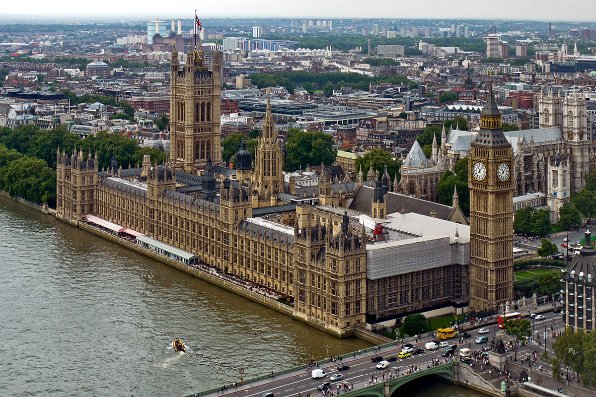 Houses of Parliaments - London