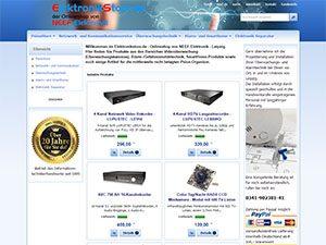 www.ElektronikStore.de