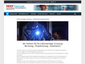 www.Neef.de - Alarmanlage Leipzig - Videoüberwachung