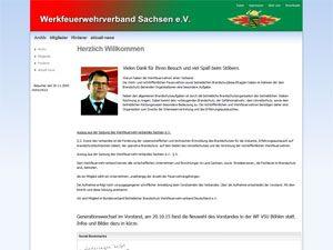 www.Werkfeuerwehrverband-Sachsen.de