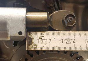 Suzuki Savage Steuerkettenspanner, schon 17mm ausgefahren